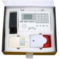 Quality auto-dial wireless PIR sensors gsm mms alarm system with Photo-Taking for sale