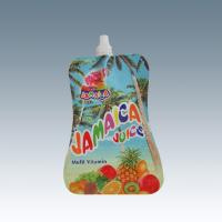 Quality fruit shape pouch,stand up pouch with spout ,liquid pouch,food packaging for sale
