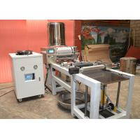 Quality Automatic Commercial Beekeeping Equipment Electric Beeswax Foundation Machine for sale