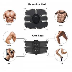 Quality Muscle Toner & Abs Stimulator Abdominal Toning Belt EMS Cellulite Remover - 2018 New Version ems stimulator toner for me for sale