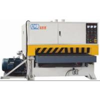 Wide belt grinder(dry operation)