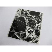 Quality Marble Pattern Wall Cladding Panels Hot Stamping With Heat Insulation for sale