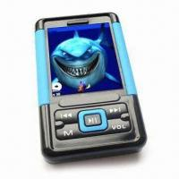 China 1.8-inch MP4/MP3 Player with Nokia Style Battery, Supports A-B Repeat Function on sale
