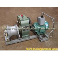 Quality Cable Puller Winches Cable Pony winch Electric power for sale