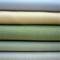 Quality Cotton twill fabric, 58- or 59-inch width for sale