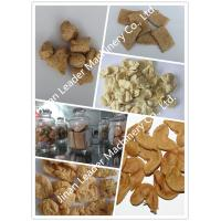 Buy Automatic Textured Vegetarian Soya Beans Protein Process Line machine at wholesale prices