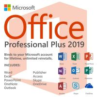 Quality Genuine Microsoft Office 2019 Pro Plus Key Computer Hardware Global Version for sale