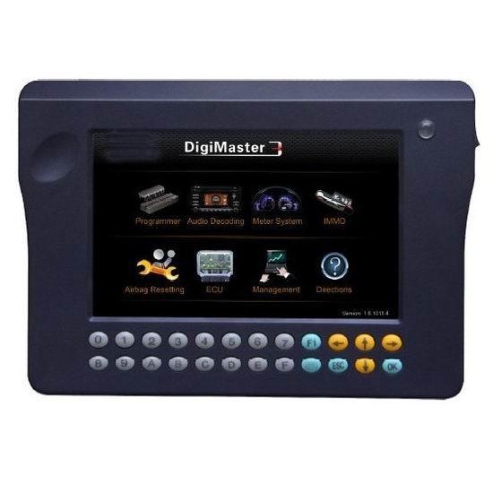 Buy Original Yanhua Digimaster 3 Odometer Correction Master No Token Limitation Update Online at wholesale prices