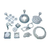 Quality Sand Blasting Zinc Alloy Gravity Die Casting Aluminum Medical Equipments Parts for sale