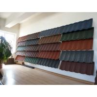 Quality Zinc Coated Galvanized Steel Tile for sale