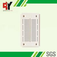 Quality SYB-46 White 270pts 90 x 52 x 8.5mm Solderless Breadboard Test Develop DIY for sale