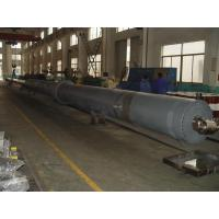 Quality Multi Function Large Bore Hydraulic Cylinders Productivity Plane Rapid Gate for sale