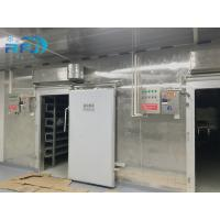 Quality Commercial Industrial Cold Room Walk In Refrigeration Cold Room Volume Exterior for sale