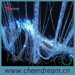 Quality PMMA sparkle fiber optic for lighting for sale