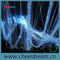Buy cheap PMMA sparkle fiber optic for lighting from wholesalers
