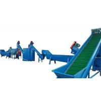 Quality High Output Can And Bottle Recycling Machines , Automatic Bottle Recycling Machine for sale