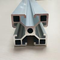 Quality Extrusion Profiles Aluminum Spare Parts For Construction Decoration Industrial for sale