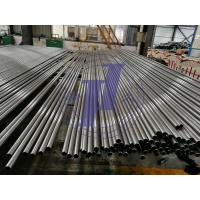 Buy cheap Cold Rolled / Cold Drawn Precision Steel Tubing ST35 ST45 ST52 Welded Steel Tube from wholesalers