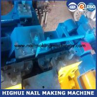 China High Speed Solid Iron Nail Making Machine/ Wire Nail Making Machine from China Machinery Factory on sale