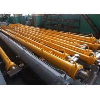 Quality Hang Upside Down Large Hydraulic Cylinder Long Stroke Dump Truck Hoist Cylinder for sale
