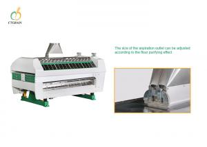 Quality Semolina Purifier 1600kg Per Hour Corn Milling Equipment for sale