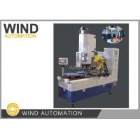 Quality Fully Automatic Coil Winding Machine Vertical 0.1mm Thin Wire Winding / Placement Machine for sale