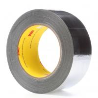 Quality 3M 363 / 3M 363L Glass Cloth Tape High Temperature Tape , Aluminum Foil Tape 0.19MM Silicone Transparent Adhesive for sale