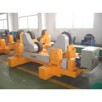 Buy cheap VFD Control Self Aligned Welding Rotator Wheel Frame With PU Coated from wholesalers