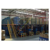 Quality Multi - level Warehouse Storage Mezzanine Rack / Metal Steel Platform for sale