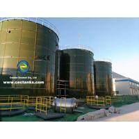 Quality High Anti - Corrosion Capacity Leachate Storage Tanks For Leachate Treatment Project for sale