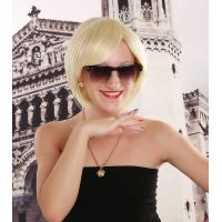 Buy cheap High-grade Short Blond Charming Women Synthetic Hair Wig from wholesalers