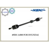 Buy cheap Automotive Constant Velocity Drive Axle 49501-1R000 drive shaft assembly from wholesalers