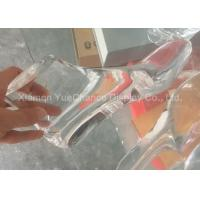 China Normal Size Fiberglass Mannequin Torso Custom Clear Resin Foot Mannequin on sale
