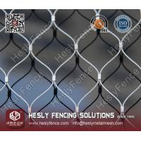 Quality Stainless Steel Wire Cable Mesh for sale
