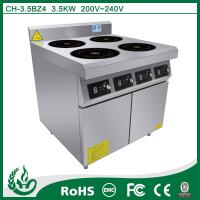 Buy CH-3.5BZ4 industrial top burner cheap electric stove at wholesale prices