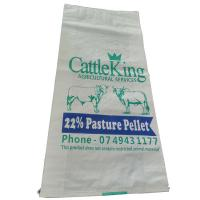 25kg 50kg PP Woven Bags Virgin Polypropylene Material Any Size Available
