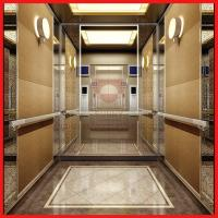 Quality Large Load Passenger Lift Elevator For Apartment / Villa / Private House , Traction Ratio 2/1 for sale
