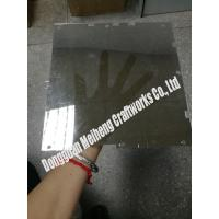 Quality plastic translucent mirror shatterproof / unbreakable semi-permeable PC mirror for sale