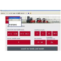 Quality English Forklift Diagnostic Tools for sale