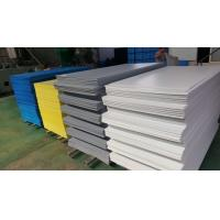 Quality plastic corrugated corflute sheet for sale