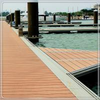 China Floating Water Bridge  For Sale Pontoon  Floating  Boat Dock And  Swimming Pool Used on sale