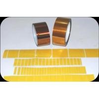 Quality Die cutting Polymide  Masking Tape for sale