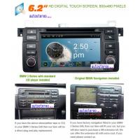 Quality Android 4.0 HD Car Audio for BMW 3 Series E46 M3 1998-2006 for sale