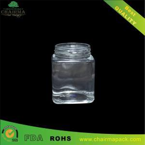 Quality 300ml glass storage jar for sale