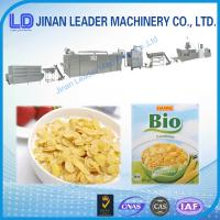 Quality China supplier Corn flakes Breakfast cereals Processing Line for sale