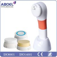 Quality Beauty Facial Massager Equipment for Whitening , Anti - wrinkle, Deep Pore Cleansing Brush for sale