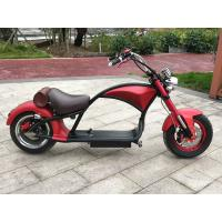 Quality Handleber Acceleration Electric City Bike Aluminium Alloy Color Red 50km/h High Speed for sale