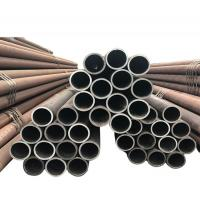 Quality Hot / Cold Rolled Carbon Steel Seamless Pipe Polishing And Galvanized Surface for sale