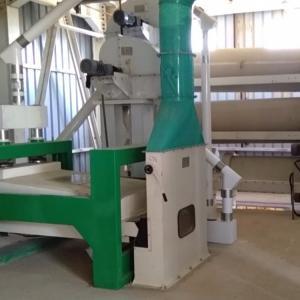 Quality 50*10*11 M Flour Milling Plant 150T/D Wheat Flour Mill Milling Machine for sale