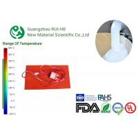 Quality Transparent High Temperature Silicone Rubber H5350 - 50 ® Good Resilience for sale
